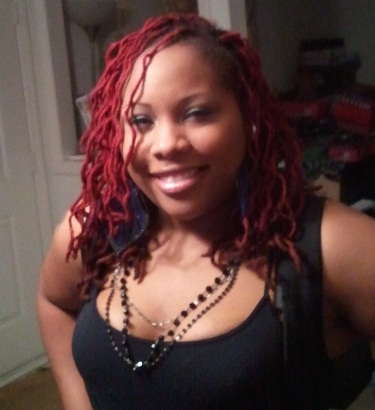 Dyeing Your Locs Red | Loc\'d and Loving It